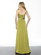 ValStefani VS9259 elegant and contemporary long bridesmaid dresses