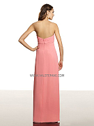 ValStefani VS9326 elegant and contemporary long bridesmaid dresses