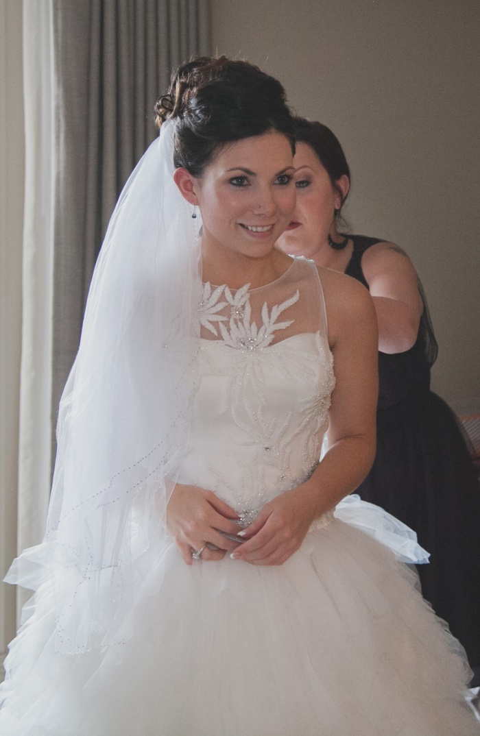 Winter Wedding Ideas Val Stefani Bride Jackie