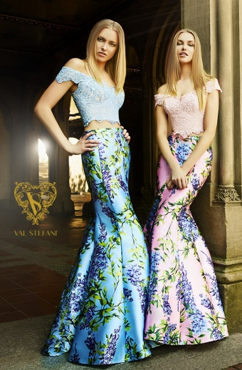 Floral Print Formal Gowns Perfect For Any Special Occassion
