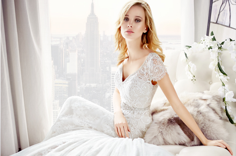 View our collection of beautiful wedding dresses, bridal gowns, and more by viewing our bridal gowns online