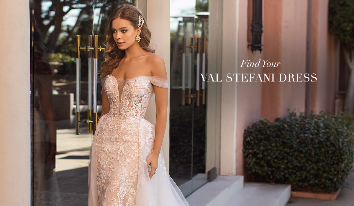 Find your Val Stefani Dress