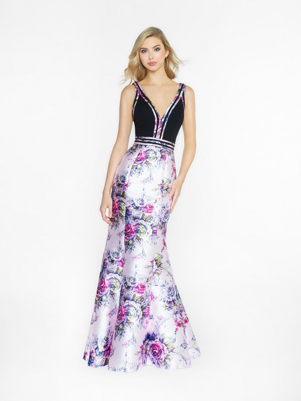 ValStefani 3724RK designer prom dresses and celebrity formal dresses