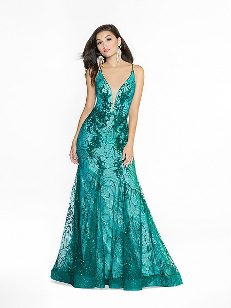 ValStefani 3779RC designer prom dresses and celebrity formal dresses