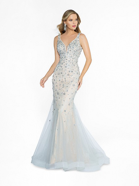 ValStefani 3793RB designer prom dresses and celebrity formal dresses