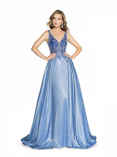 ValStefani 3796RB designer prom dresses and celebrity formal dresses