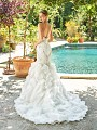 ValStefani COPELAND Swarovski beaded and lace wedding dresses