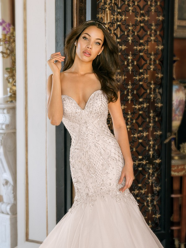 ValStefani MONROE lavish designer wedding dresses for the fancy bride