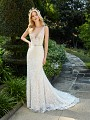ValStefani FRANCESCA Swarovski beaded and lace wedding dresses