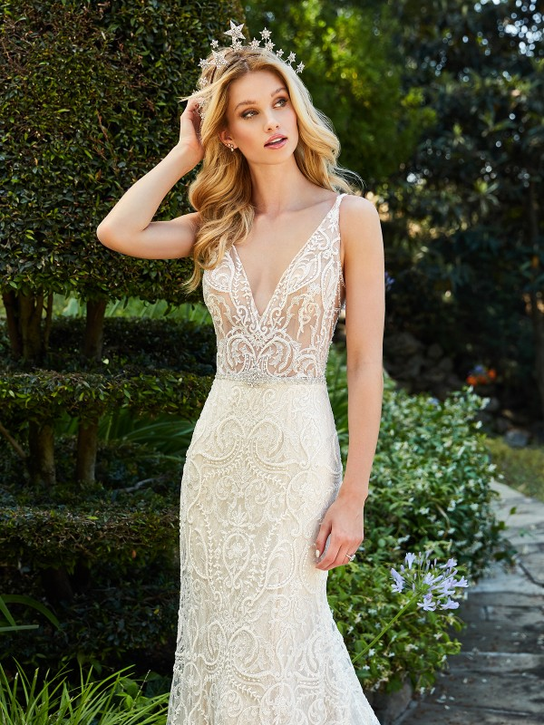 ValStefani FRANCESCA lavish designer wedding dresses for the fancy bride