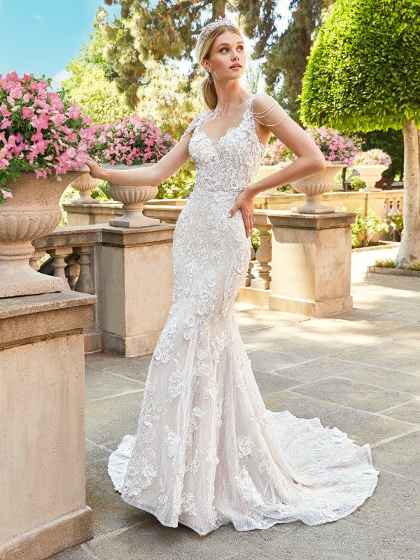 ValStefani EMILIA lavish designer wedding dresses for the fancy bride