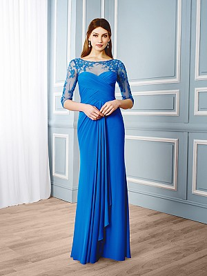 ValStefani MB7545 designer mother of the bride evening dress for weddings